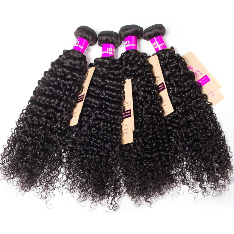 curly wave hair bundles