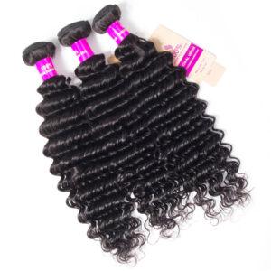 deep wave hair bundles