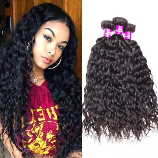 tinashe hair water wave bundles