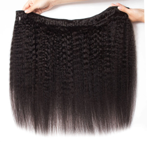 tinashe hair kinky straight bundles yaki