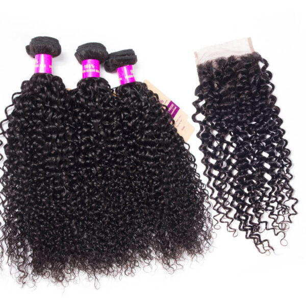 tinashe hair curly wave hair with closure