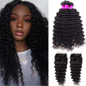 Brazilian-loose-deep-3-bundles-with closure