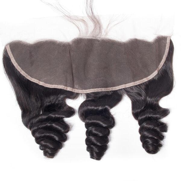 Tinashe hair loose wave frontal lace closure