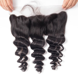 Tinashe hair loose wave frontal lace closure