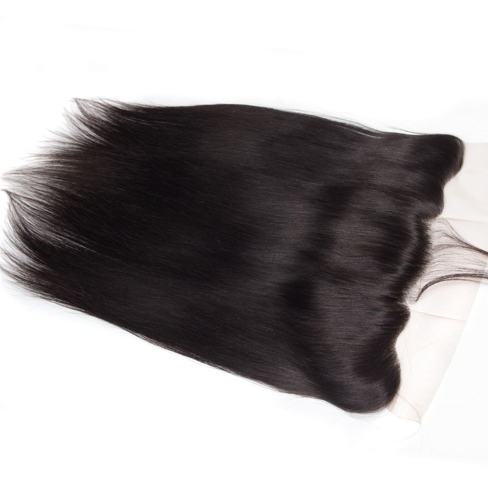 straight hair lace frontal 1