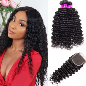 Tinashe-Peruvian-deep-wave-3-bundles-with-closure