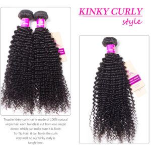 tinashe hair kinky curly hair bundles