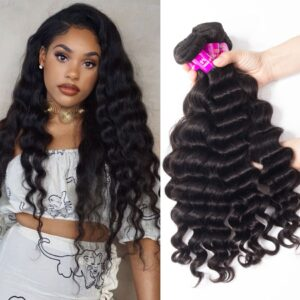 tinashe hair malaysian loose deep 4 bundles