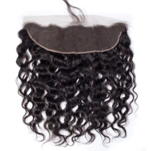 tinashe hair water wave frontal