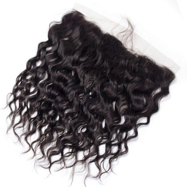 tinashe hair water wave frontal