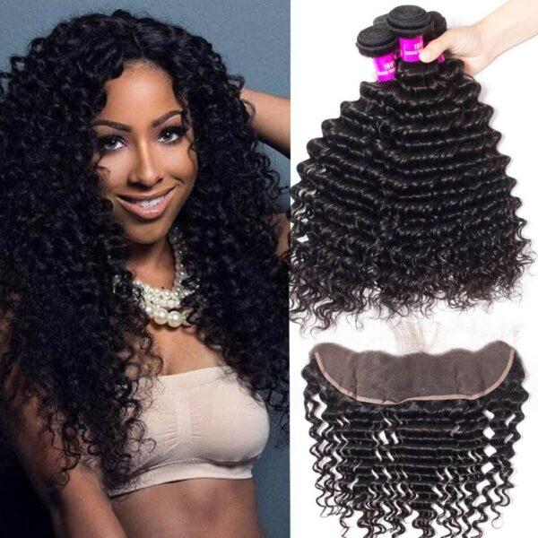 tinashehair-human-hair-deep-wave-4-bundles-with-frontal