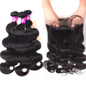 Tinashe hair 360 frontal body wave
