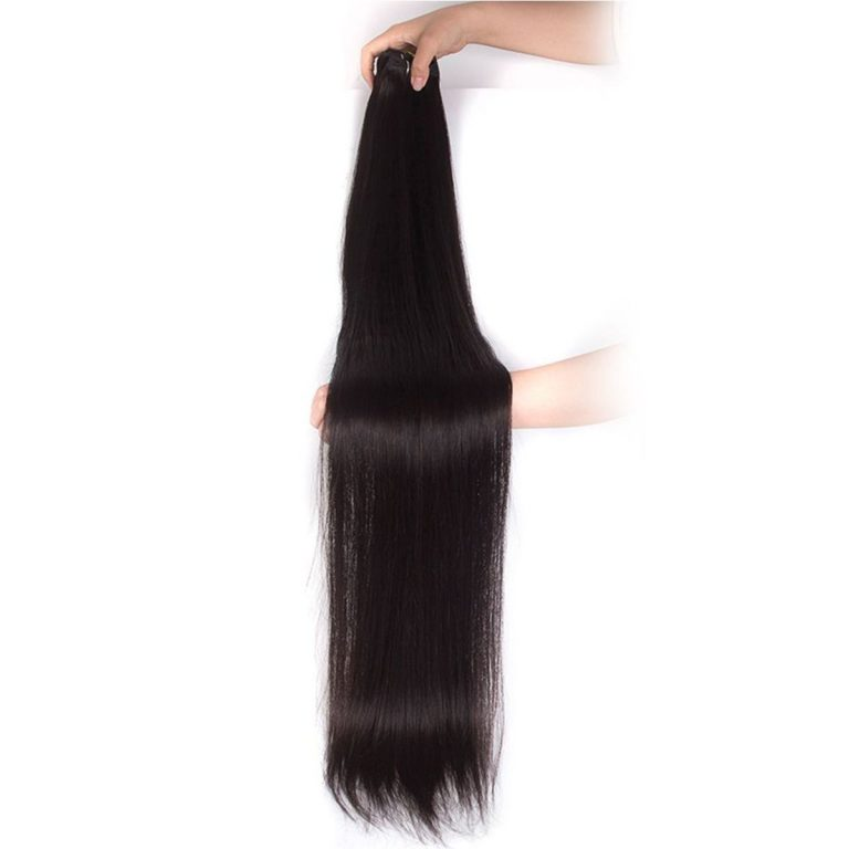 tinashe long straight hair one bundle 1
