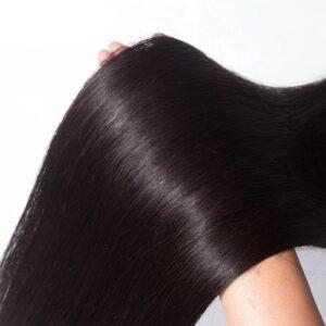 tinashe long straight hair one bundle 2