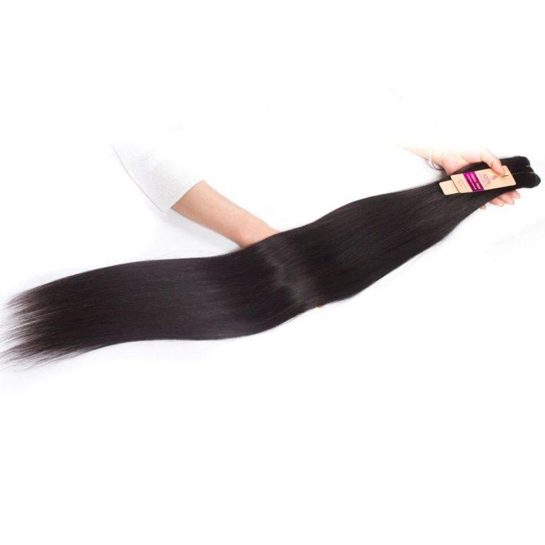tinashe long straight hair one bundle 4