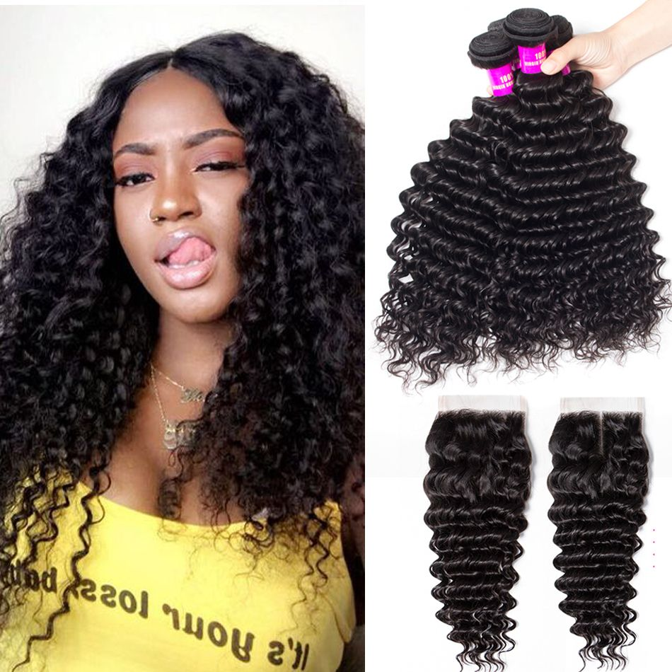 indian-deep-wave-4-bundles-with-closure