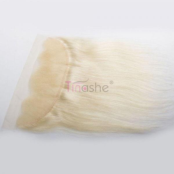 tinashe 613 blonde hair bundles straight hair frontal