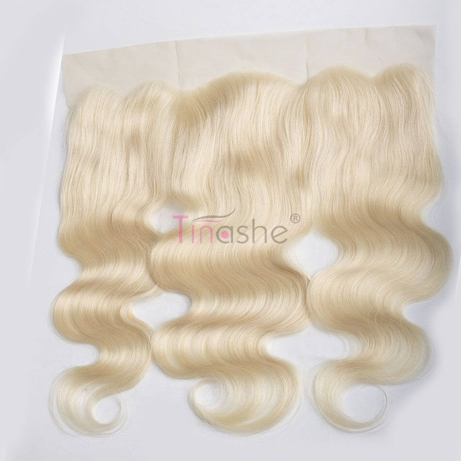 tinashe hair body wave blonde lace frontal closure (19)