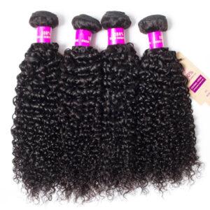 Tinashe hair Brazilian curly wave hair