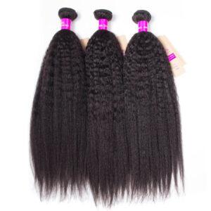 Tinashe hair Brazilian kinky straight hair