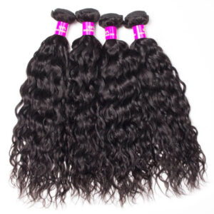 Tinashe hair Brazilian water wave hair bundles