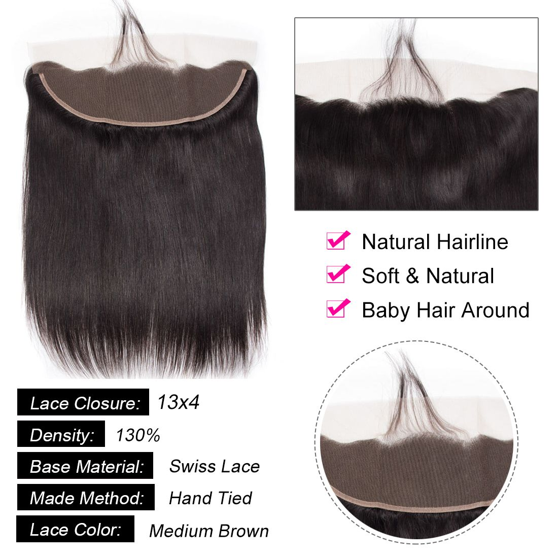 tinashe hair straight hair bundles with frontal