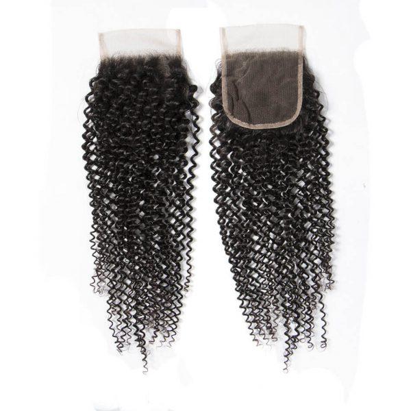 tinashe hair kinky curly closure