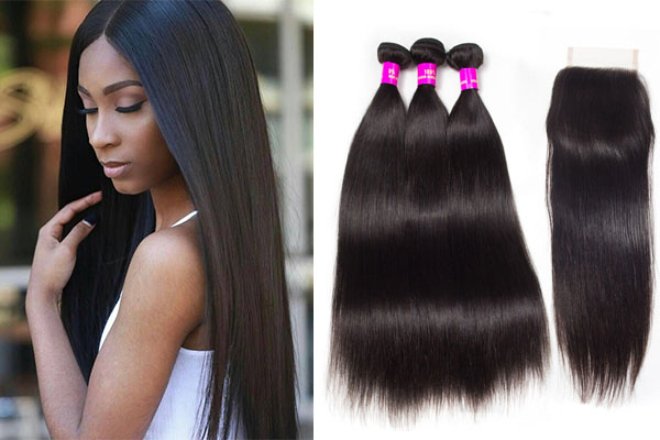 tinashe halloween hair sale brazilian straight hair with closure