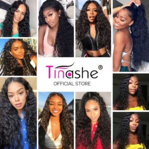 Tinashe hair water wave wigs