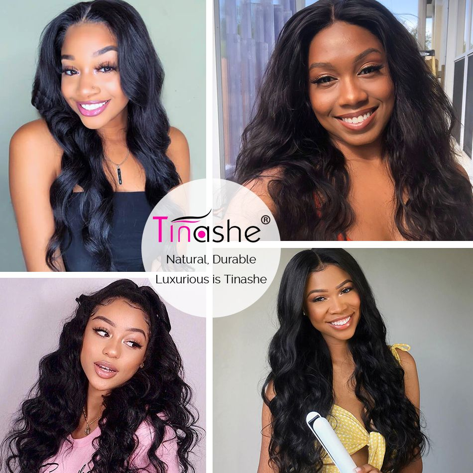 body wave lace front wig share
