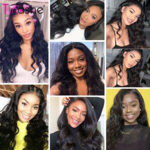 tinashe hair body wave wigs