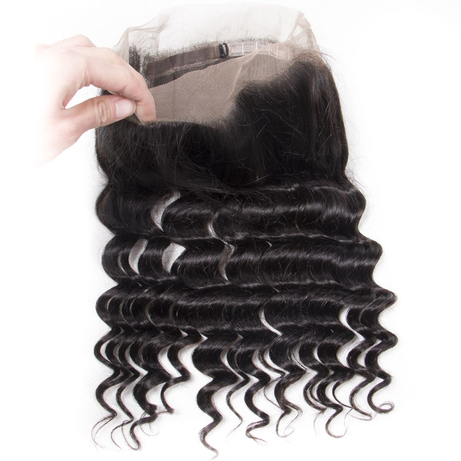 Tinashe hair loose deep 360 frontal
