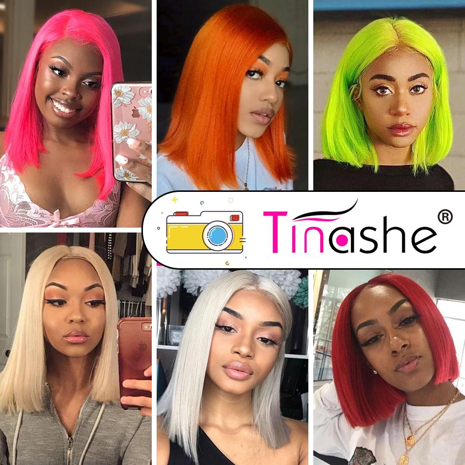 tinashe hair 613 bob wig customer show