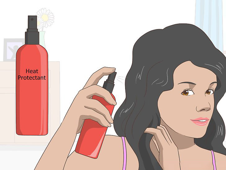 Summer Human Hair Extensions Care