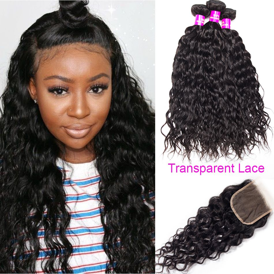 tinashe-water-wave-transparent-lace-closure-with-bundles