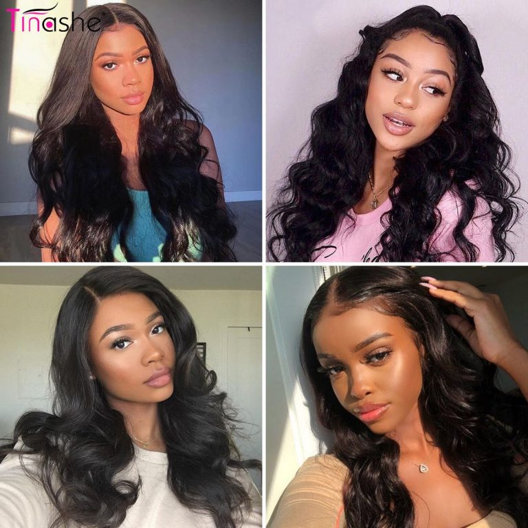 13x6 body wave lace front wigs