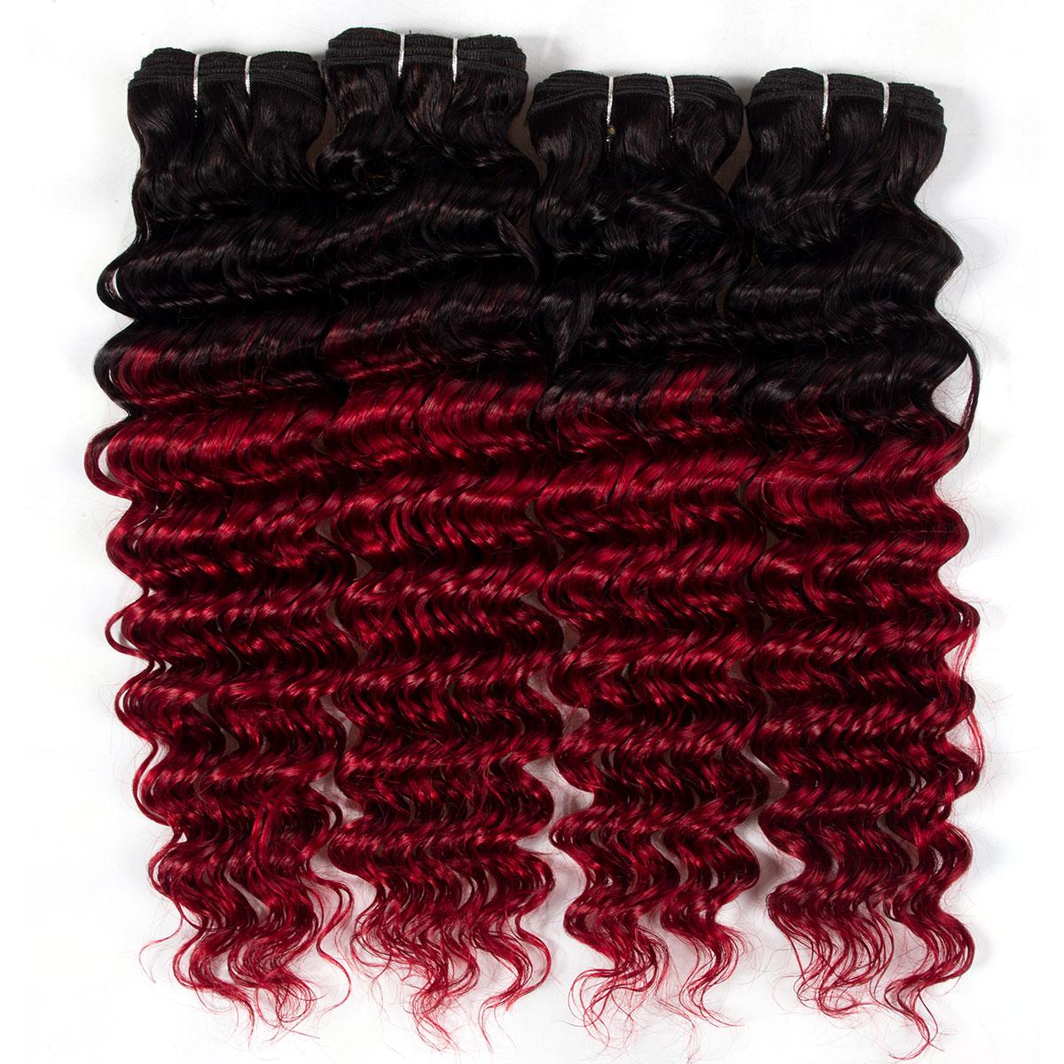 1b red deep wave bundles
