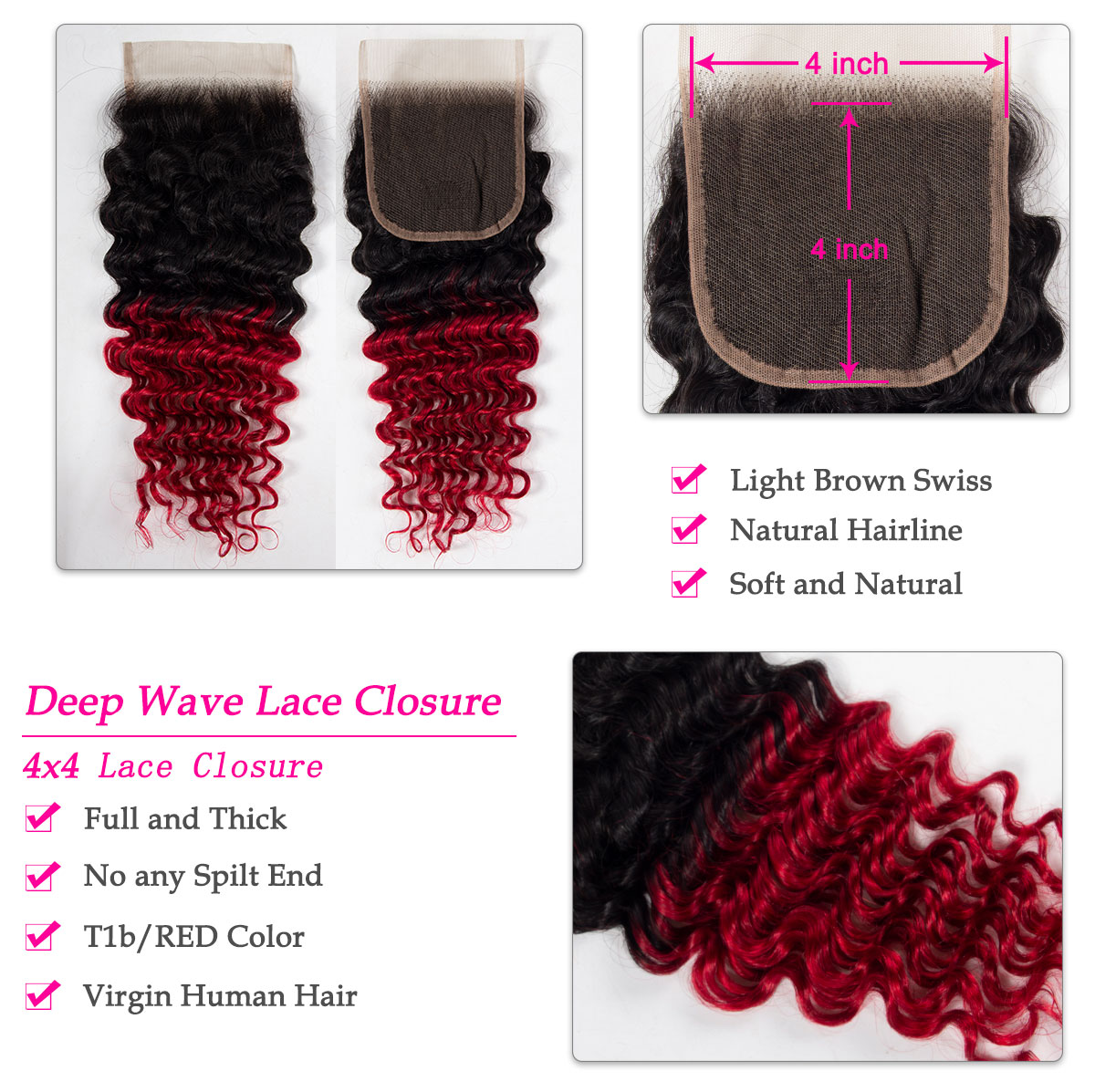 1b red deep wave closure