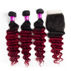 1b-red loose deep with closure