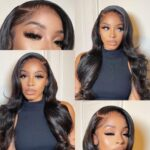 Body Wave HD lace front wig