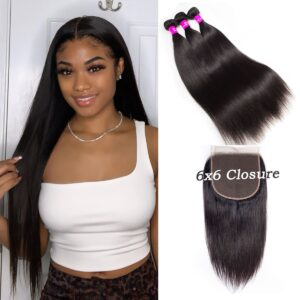 Tinashe-straight-hair-with-6x6-closure