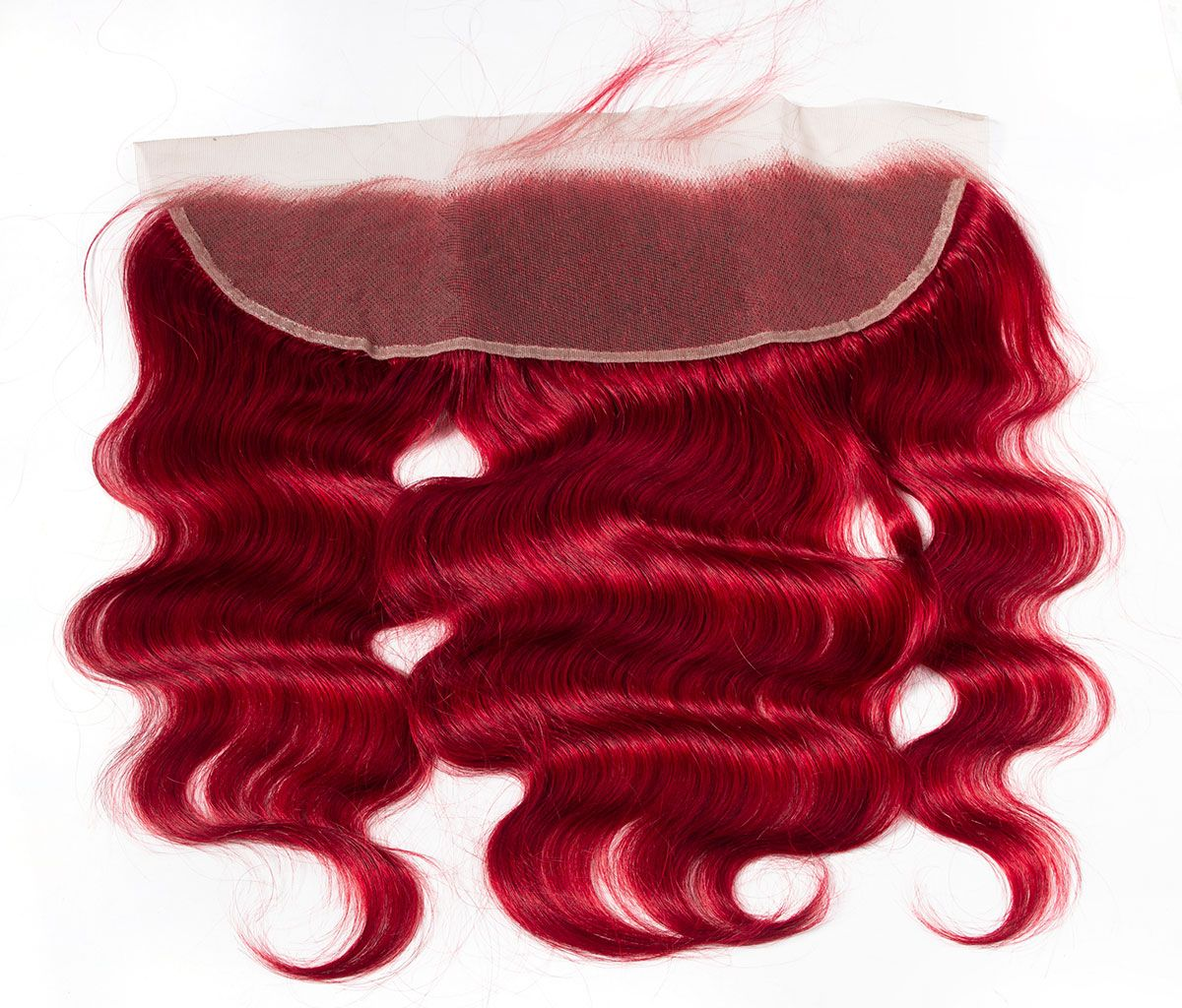 red body wave frontal
