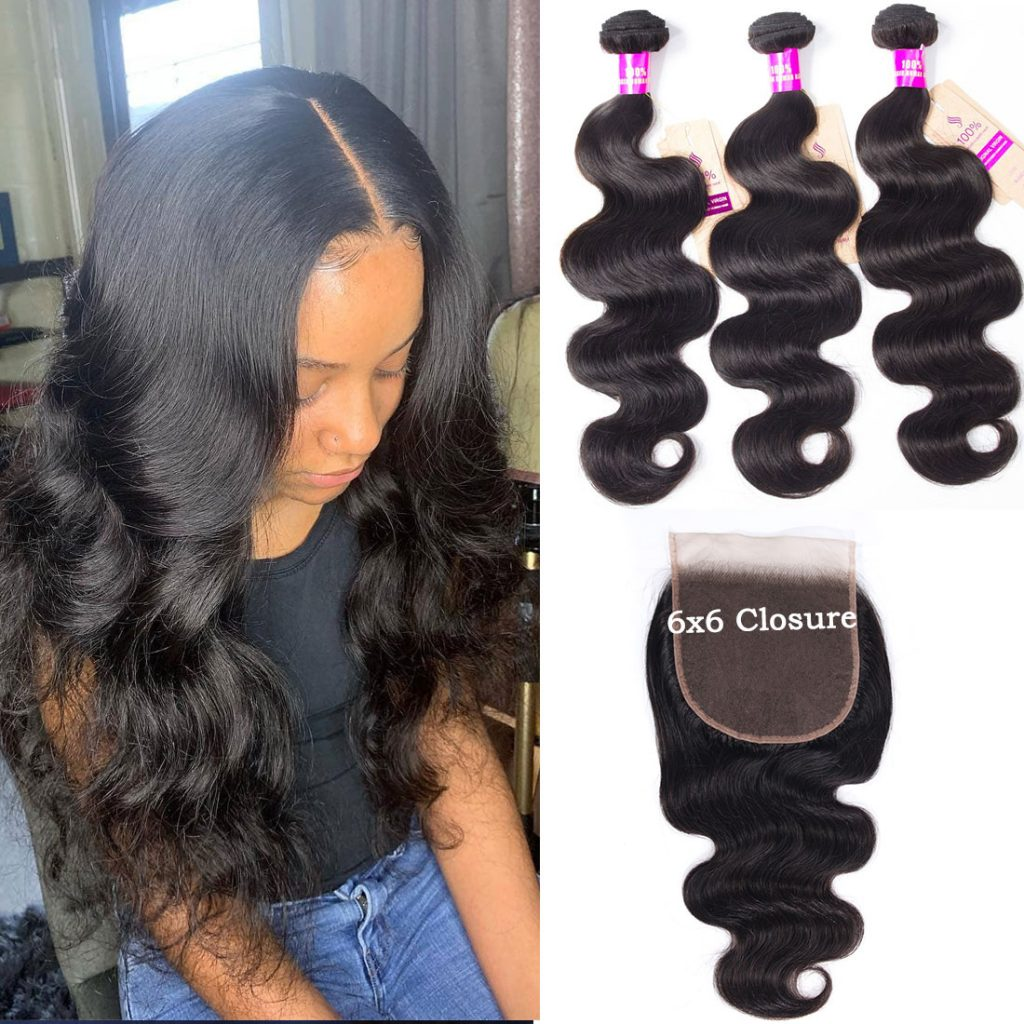 tinashe-hair-body-wave-with-6×6-lace-closure