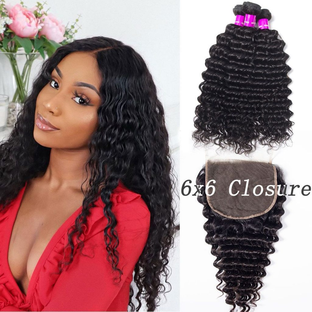 tinashe-hair-deep-wave-6×6-bundles-with-closure
