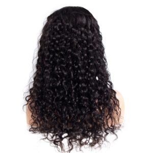 water wave lace front wig 1