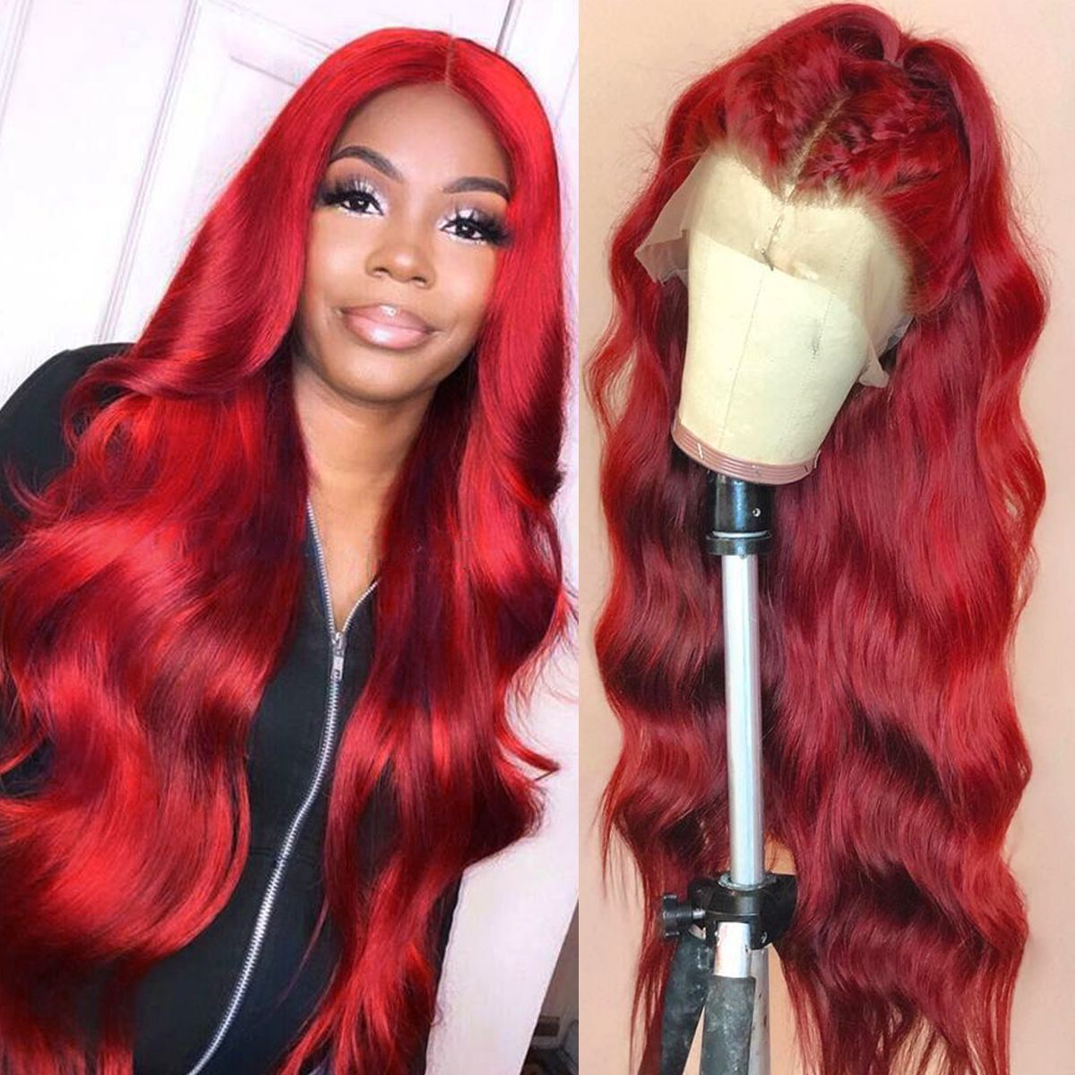 Red-body-wave-lace-wig