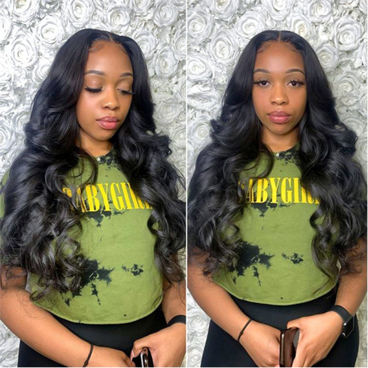 Body-wave-high-density-lace-wig