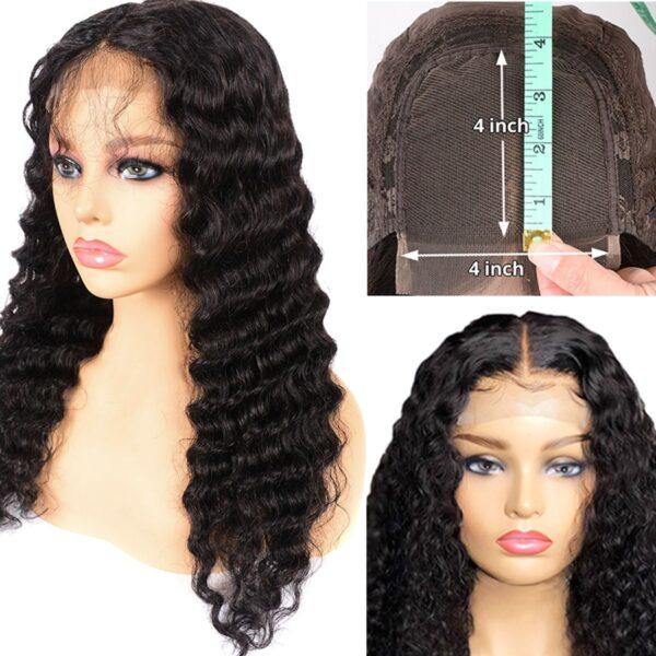 Deep-wave-4x4-lace-closure-wigs