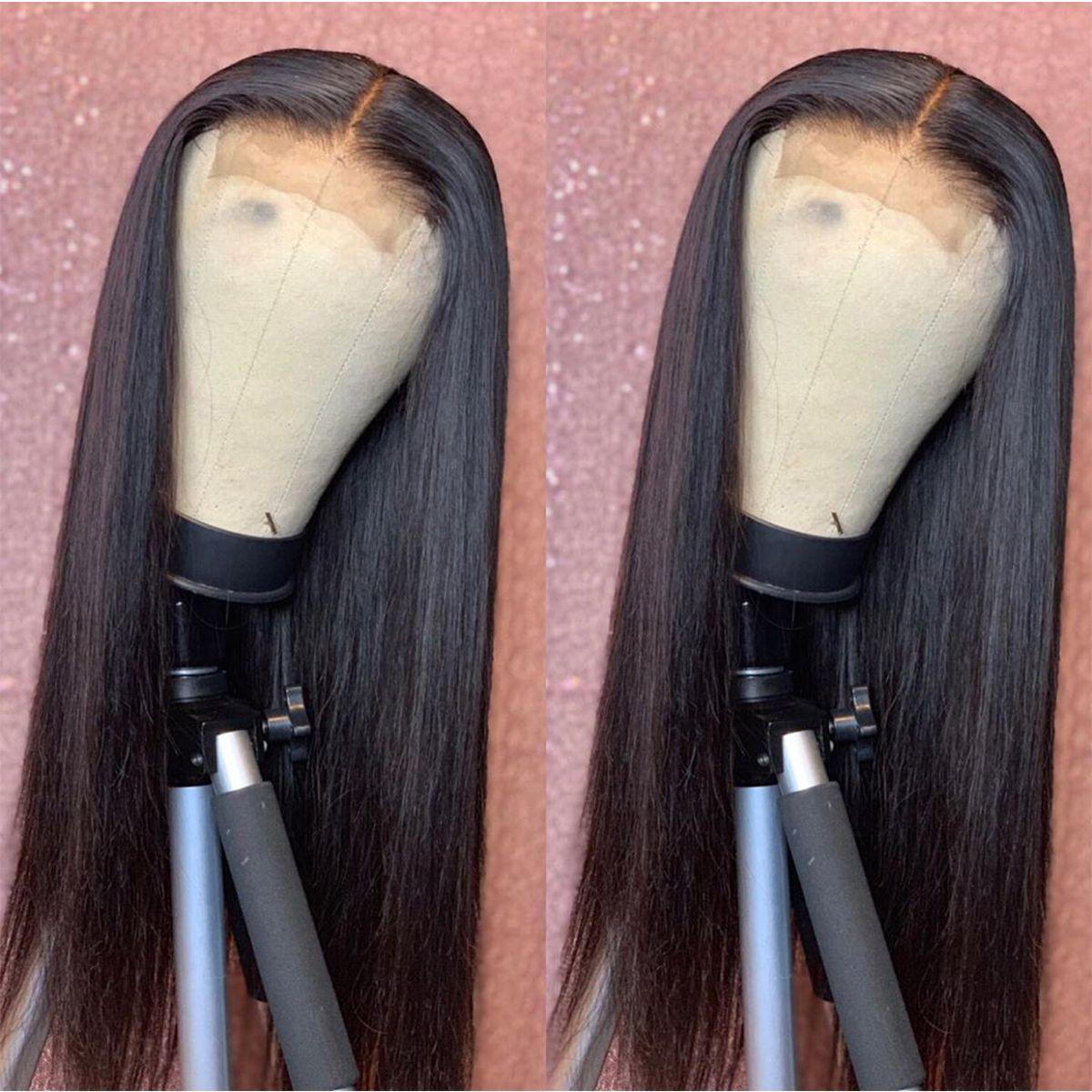 Straight-4x4-closure-wigs