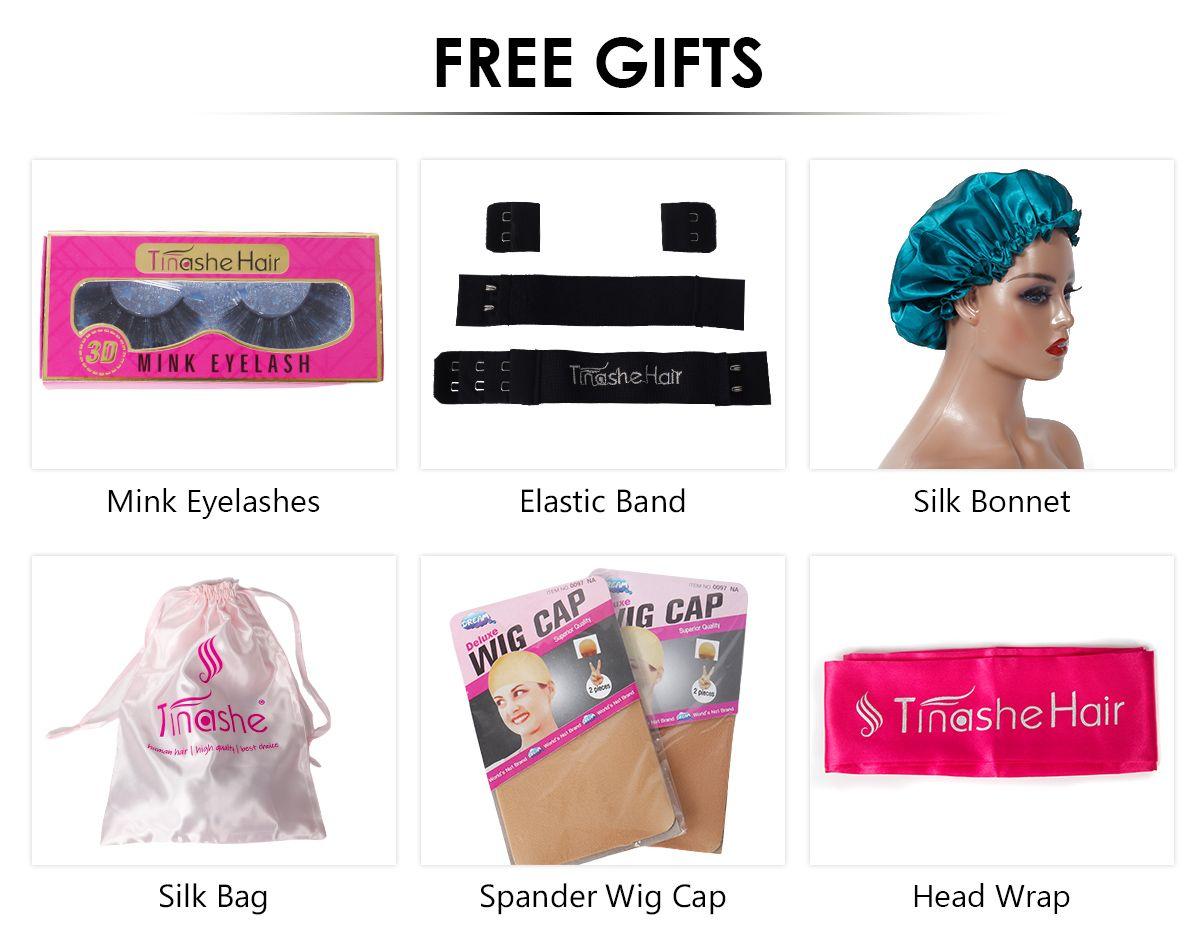 Tinashe free gifts